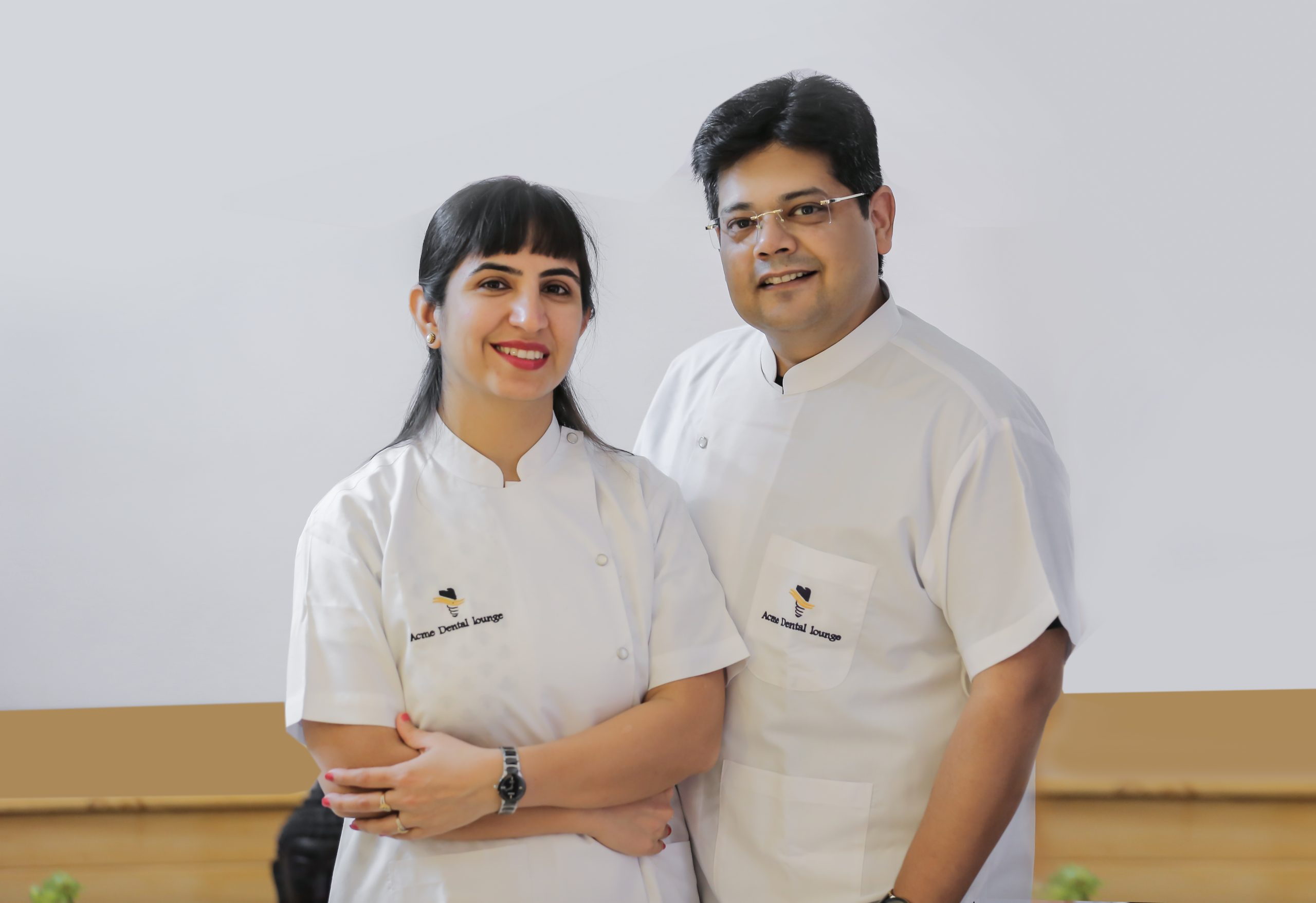 Acme Dental Mr& Mrs Gupta Photo